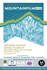Mountainfilm on Tour Montrose @ Montrose Pavilion | Montrose | Colorado | United States