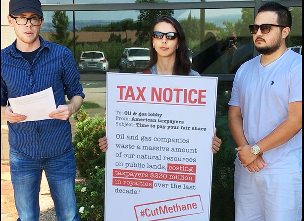 Gas Companies In Ga >> Taxpayers To The Oil Gas Lobby Time To Pay Your Back