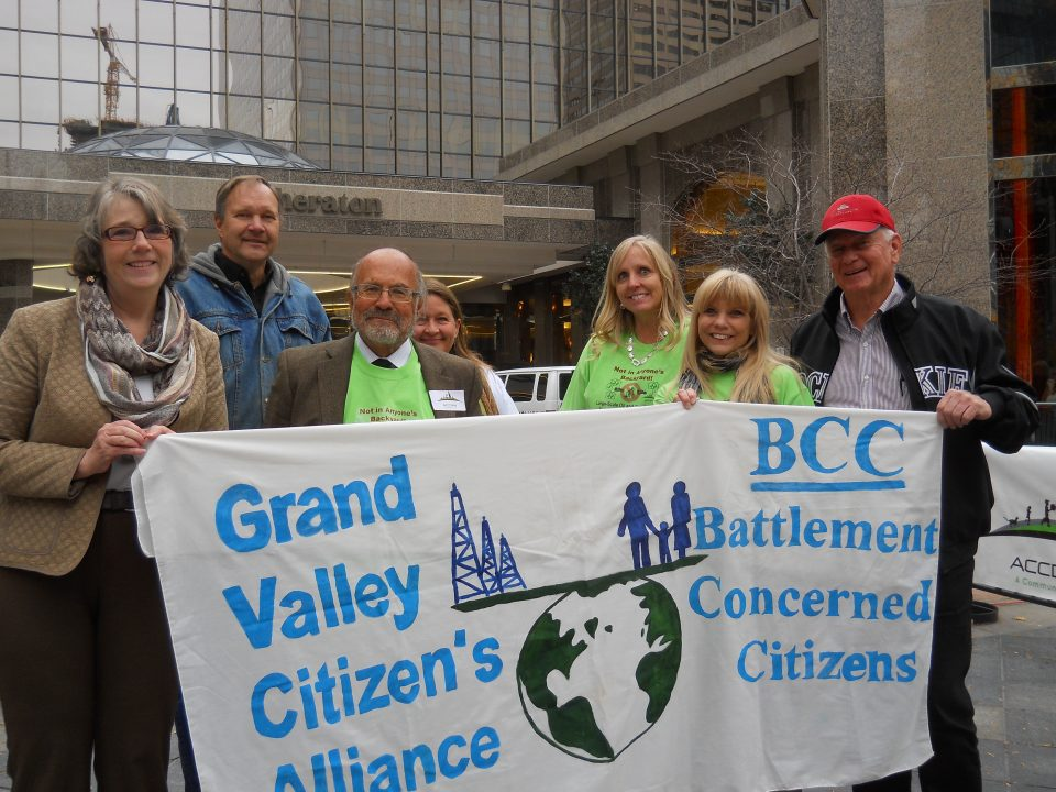 Grand Valley Citizen's Alliance - Battlement Concerned Citizens