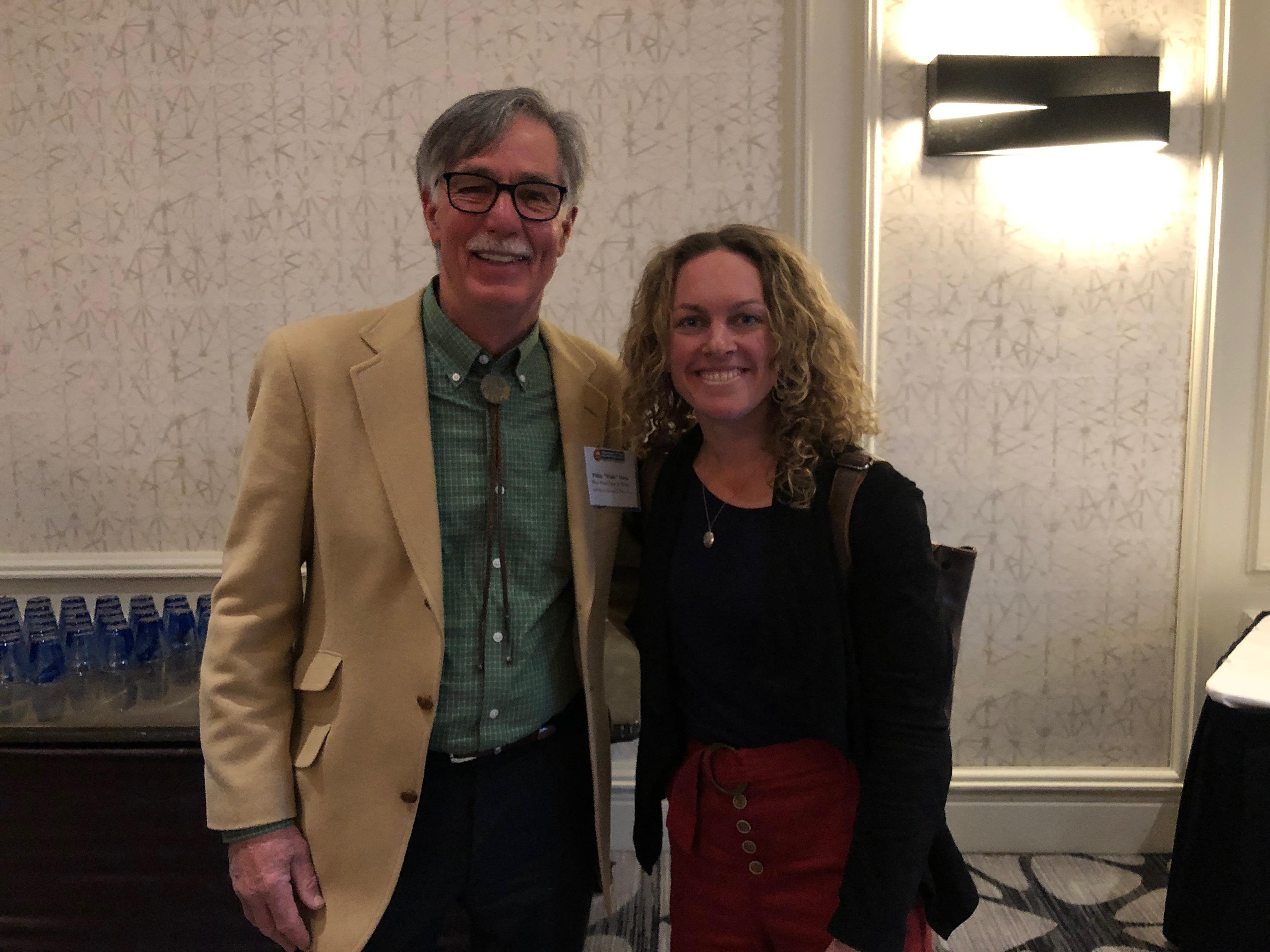 Wink Davis & Kate Greenberg
