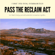 Pass the RECLAIM Act